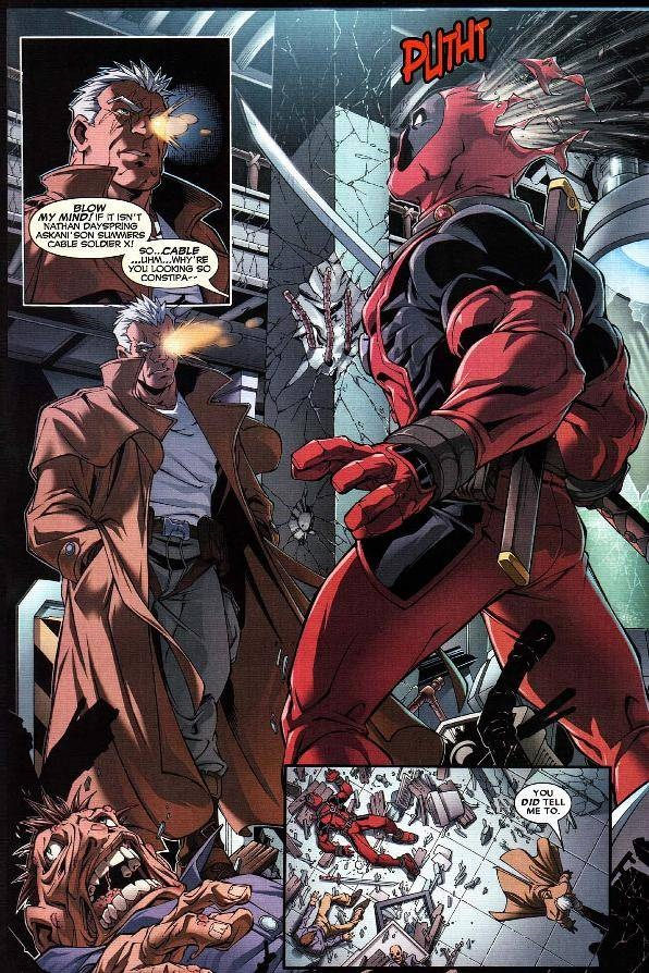cable & deadpool issue 1
