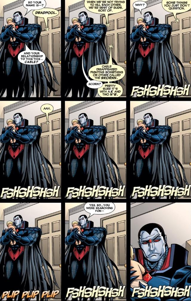 Deadpool Sinister House of M