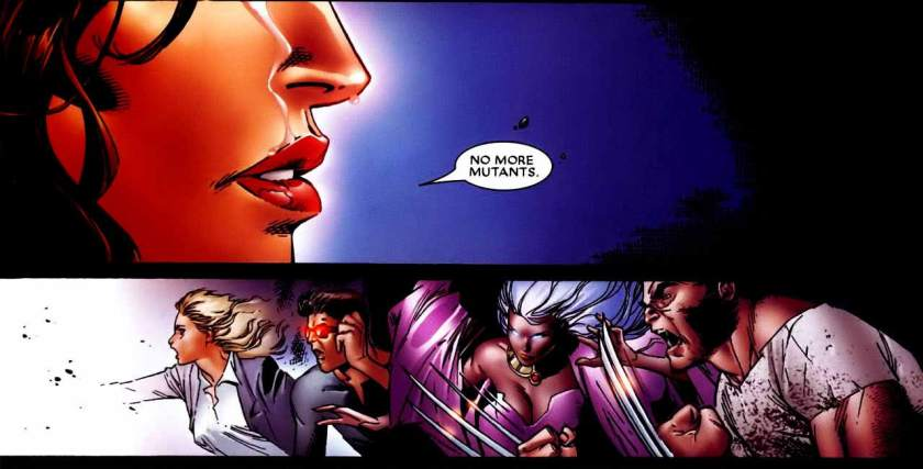 house of m no more mutants