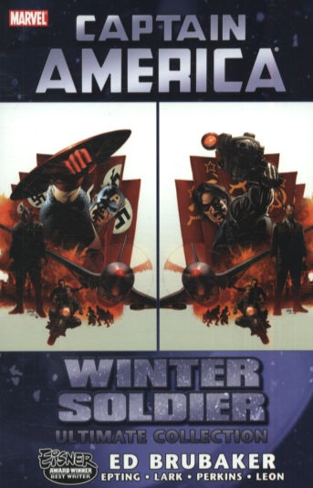 winter soldier cover