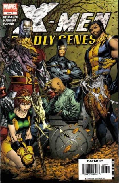 deadly genesis 6