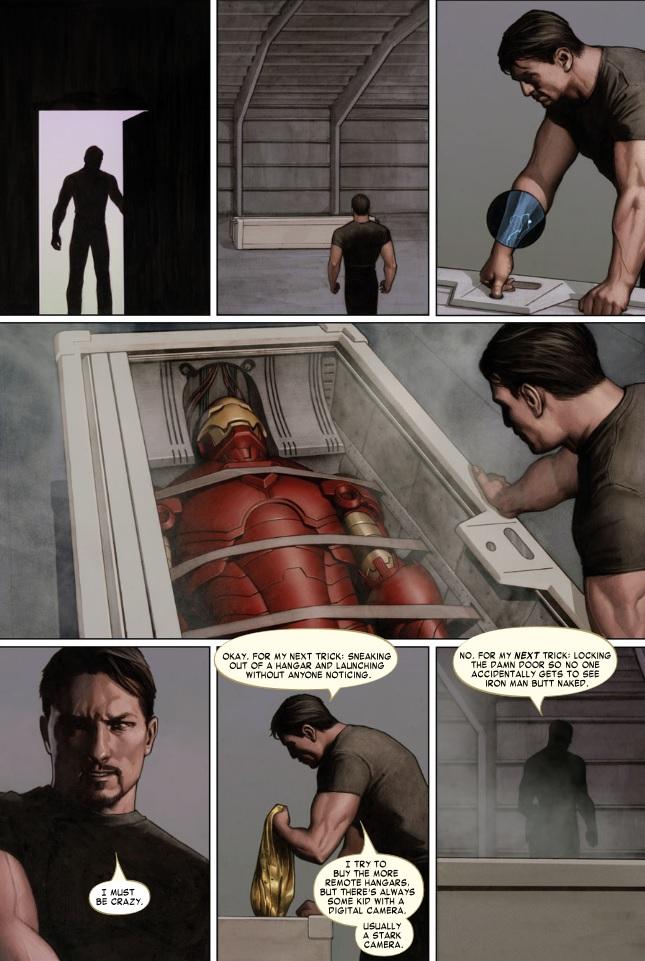 iron man extremis #3