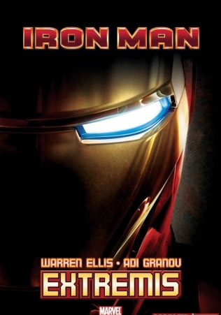 IronManExtremis cover