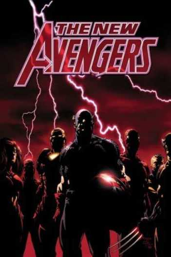 new avengers issue 1