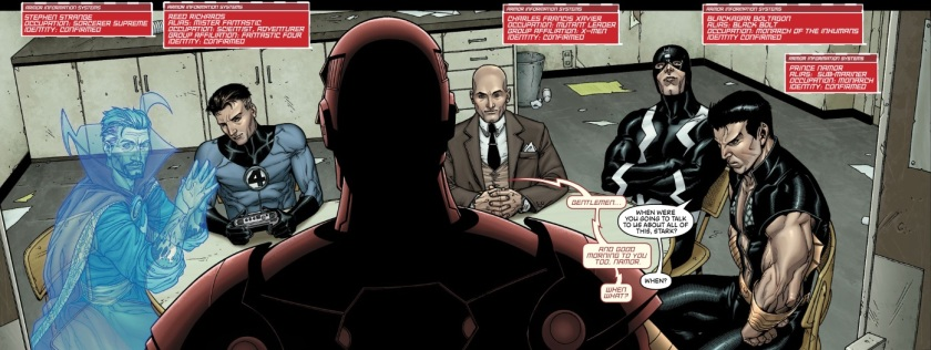 new avengers issue 7 illuminati