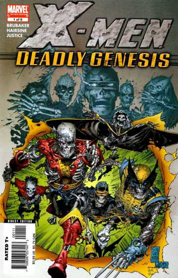 x-men deadly genesis 1