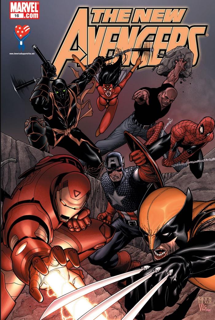 The Avengers: New Avengers
