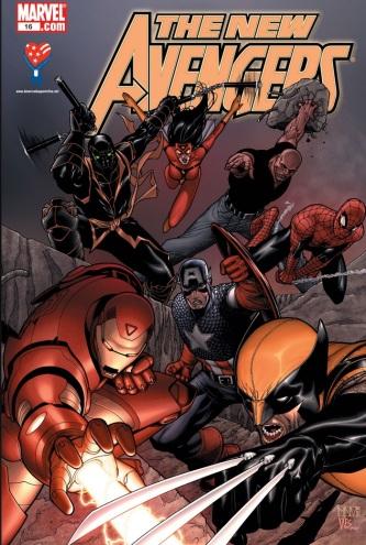 new avengers #16 cover