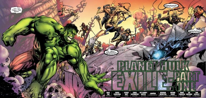 Planet Hulk #92