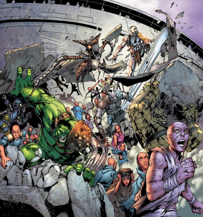 planet hulk #95