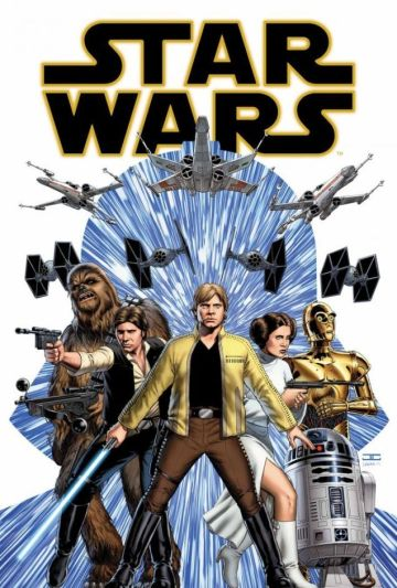star wars #1 cover