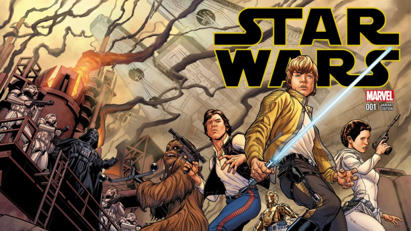 star wars #1 variant cover