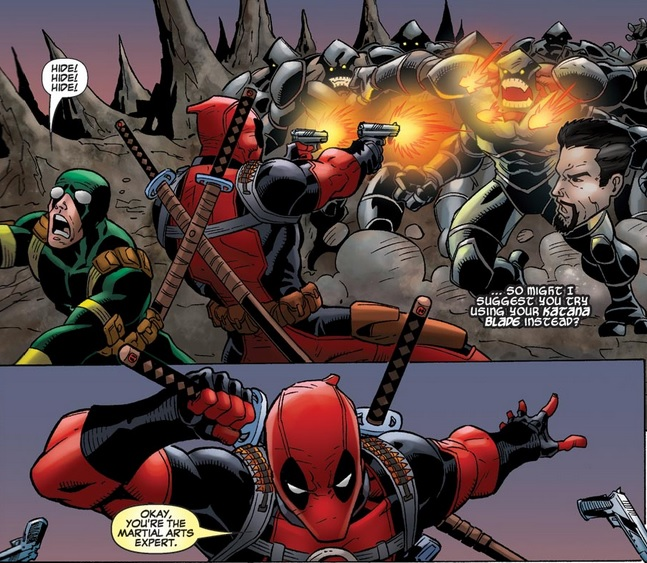 cable & deadpool #47