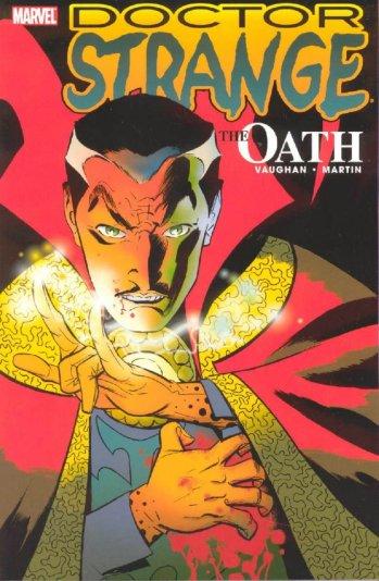 Dr Strange The Oath