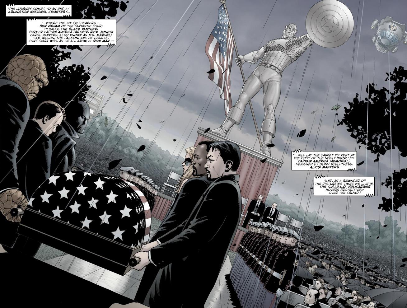 Civil War Fallen Son