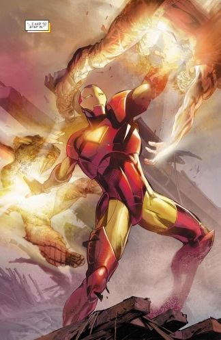 iron man director of shield #16