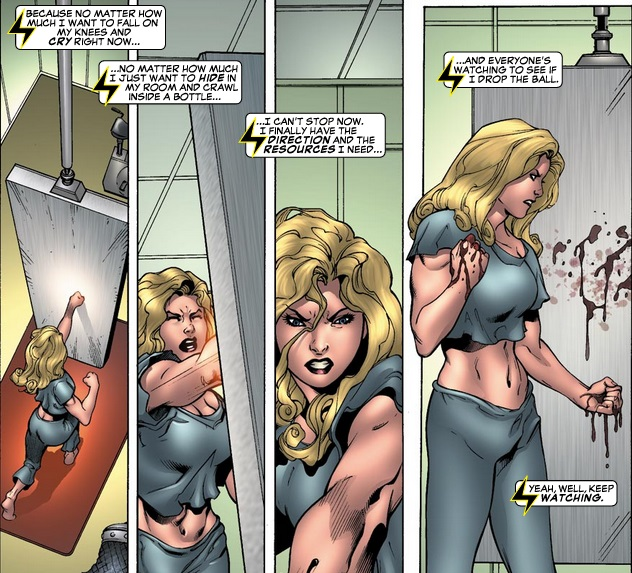 ms marvel #17 punch