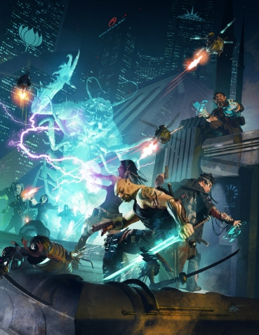 Shadowrun 5e
