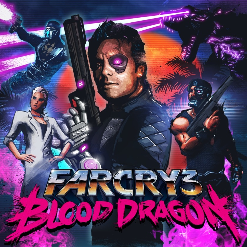 Blood Dragon box art