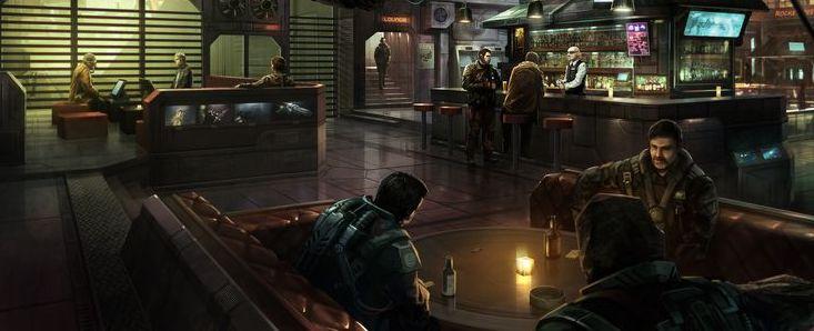 Redd's Bar