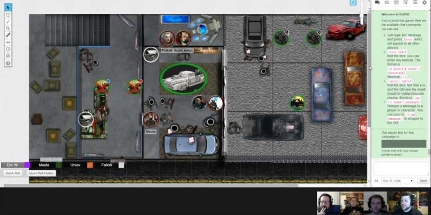 Shadowrun Not With a Whimper Scene 5