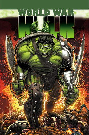 world war hulk cover