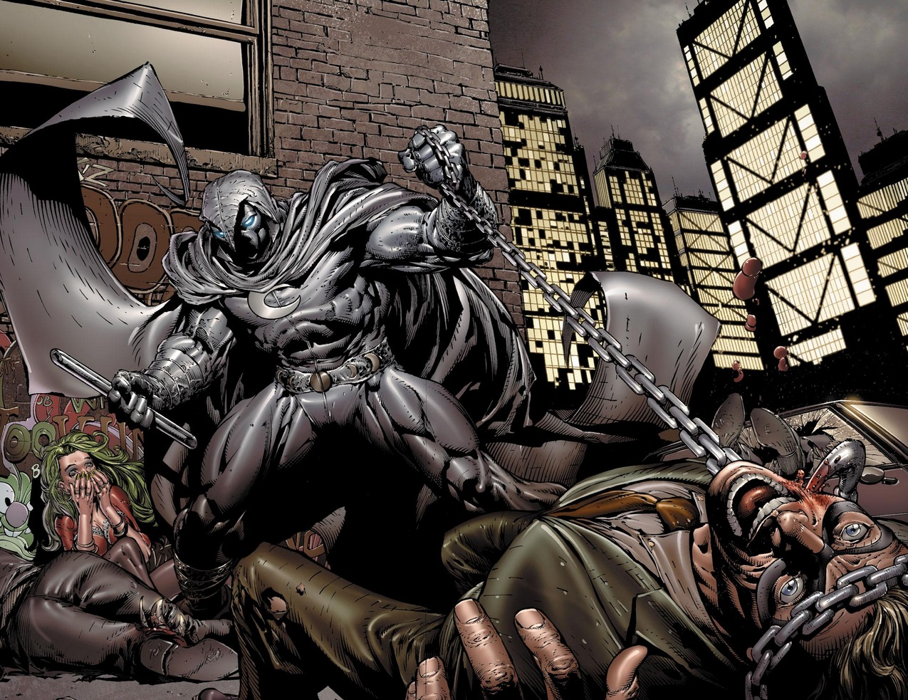 moon knight - photo #8