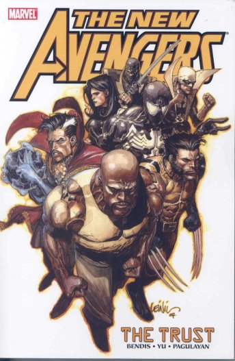 new avengers 2005 vol 7