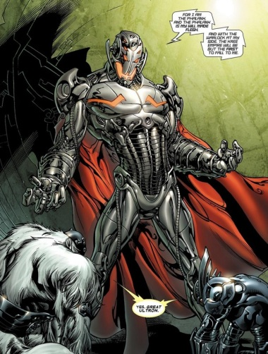 annihilation conquest #1 ultron