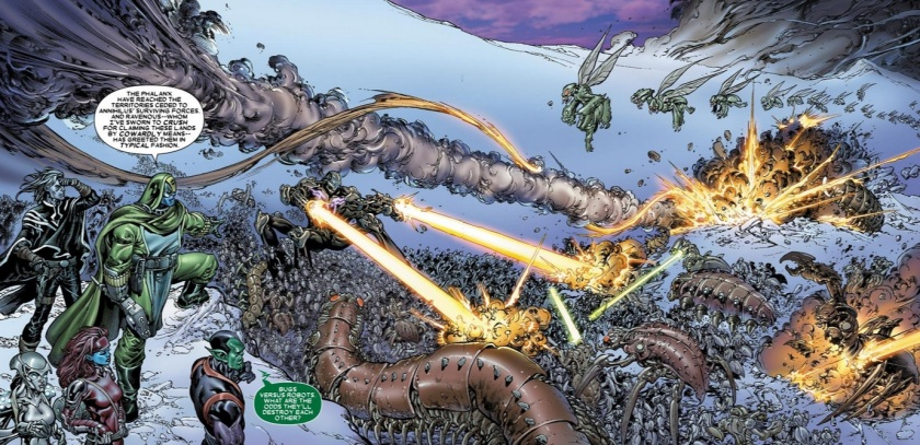 annihilation conquest #2