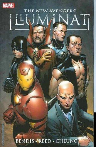 new avengers illuminati cover