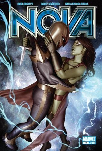 nova #10 cover