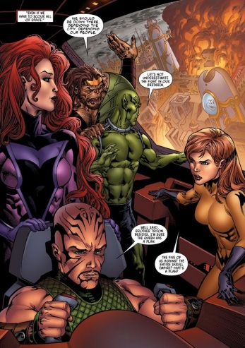 secret invasion inhumans #2