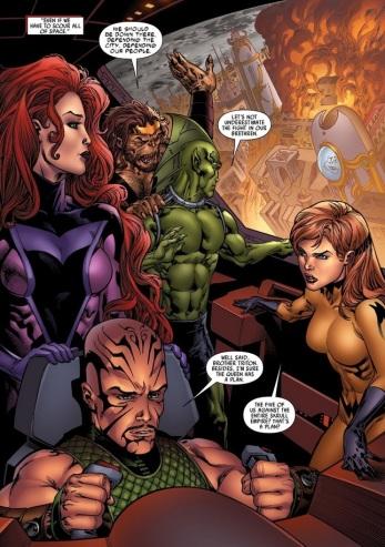 secret invasion inhumans #2