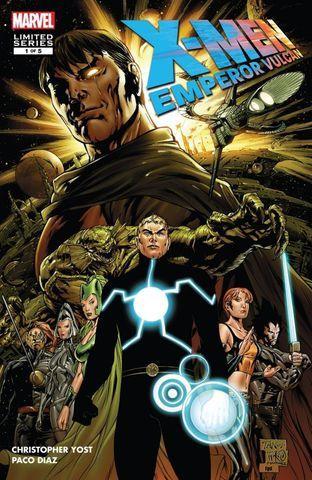 x-men emperor vulcan cover