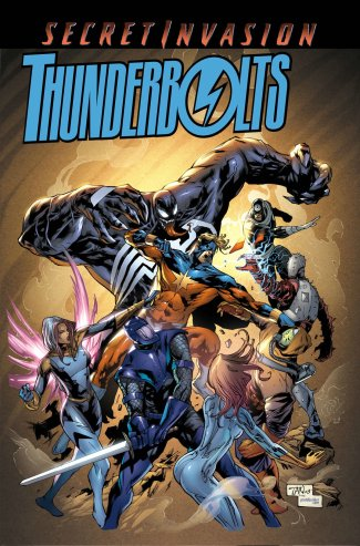 thunderbolts cover