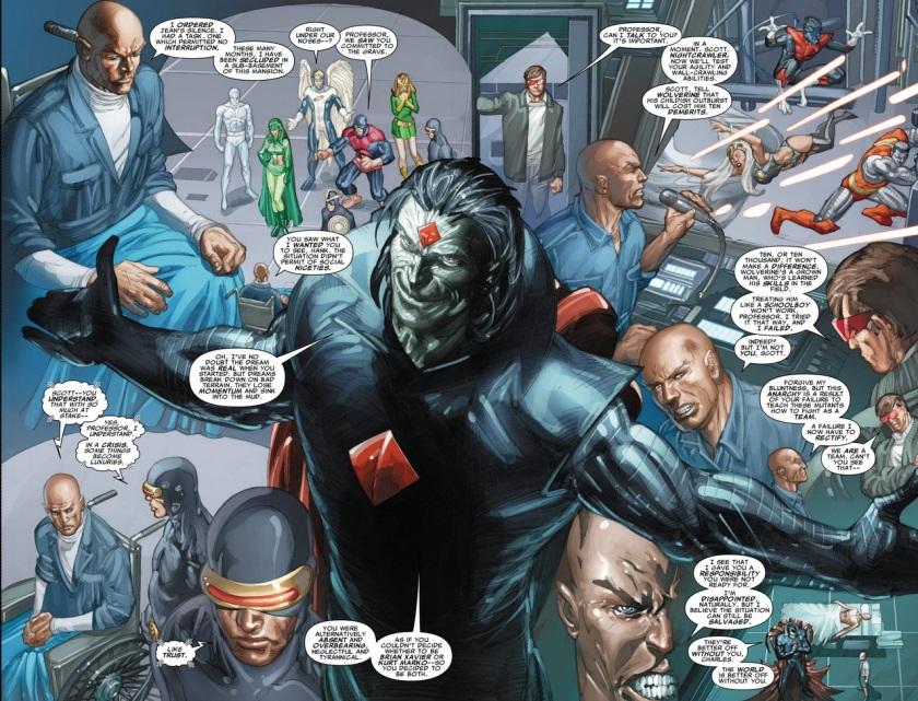 x-men legacy #213