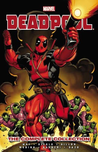 Deadpool Complete Collection vol 1