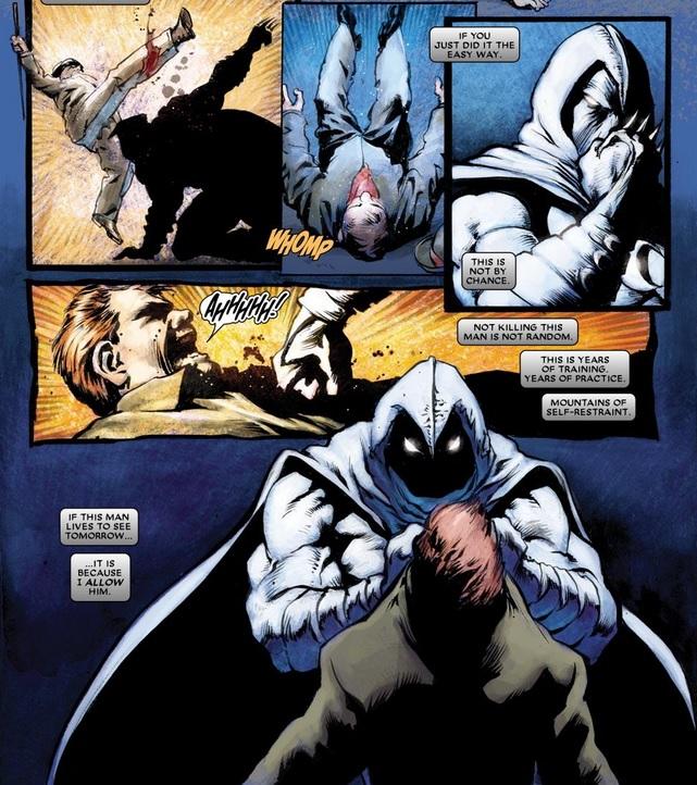 Moon Knight 2006 #16