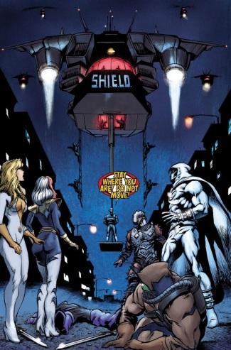 Moon Knight 2006 #24