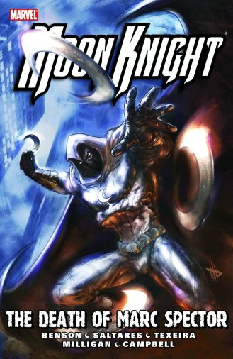 moon knight 2006 vol 4