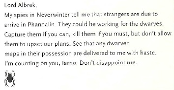 lost mine of phandelver story pdf
