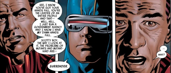 Dark Avengers #7 osborn
