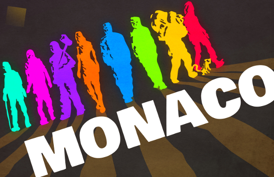 monaco characters