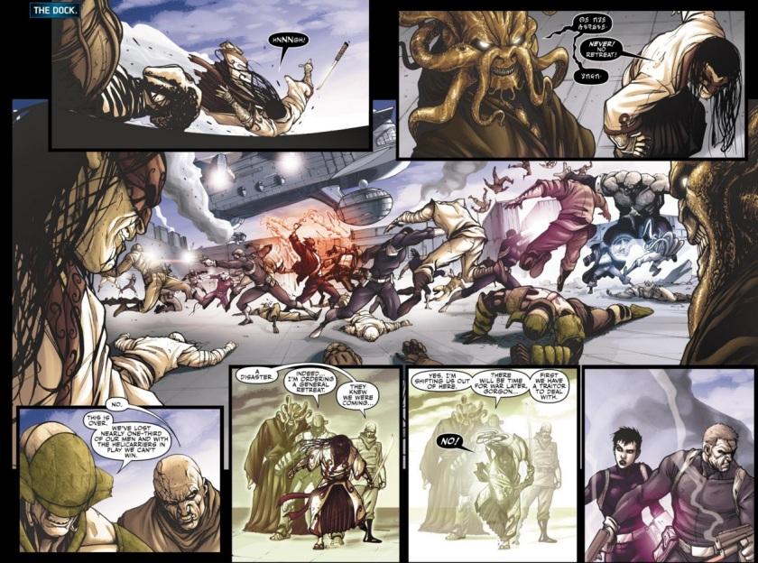 Secret Warriors #6