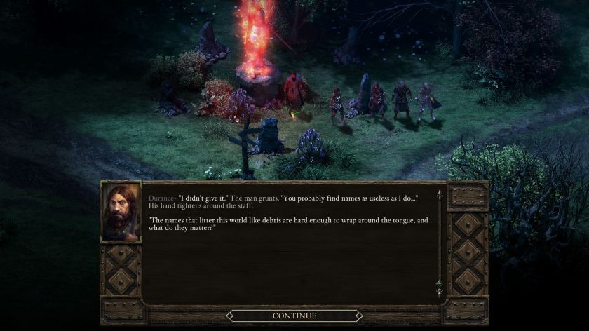 pillars of eternity durance