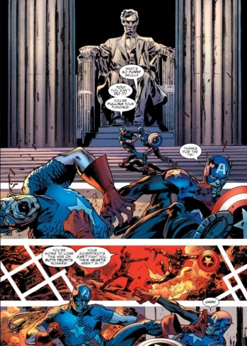 captain america reborn #5
