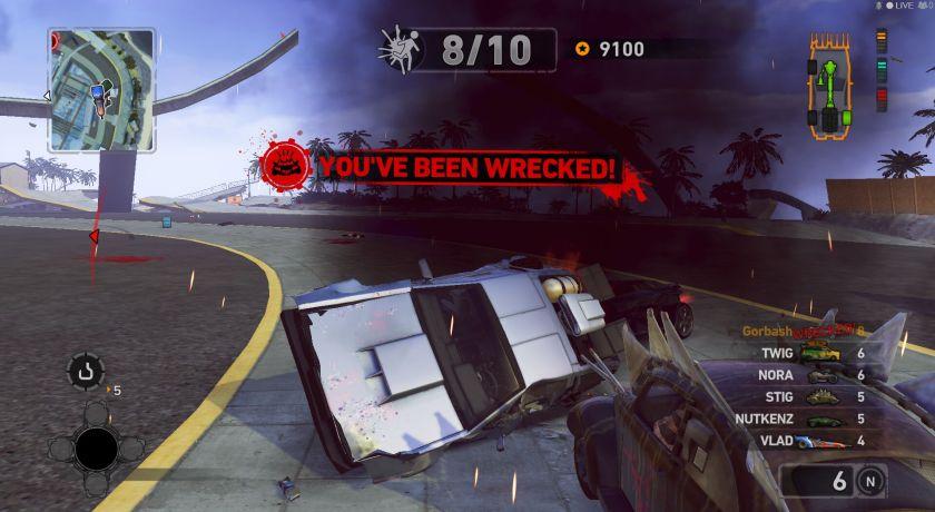 carmageddon wrecked