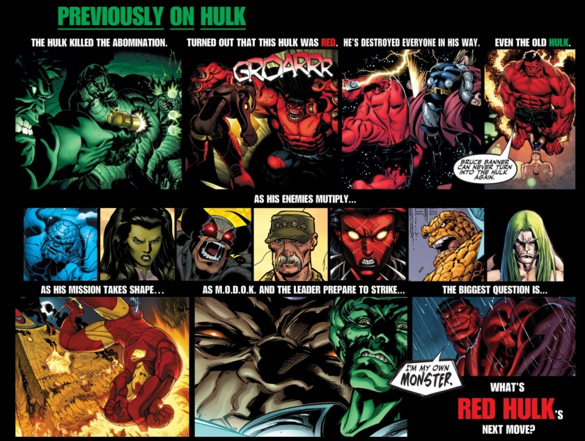 Fall of the Hulks Gamma