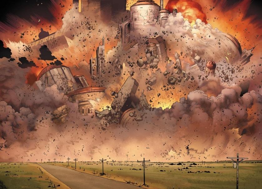 Siege #3 asgard